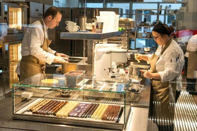 výroba cukrářských výrobků