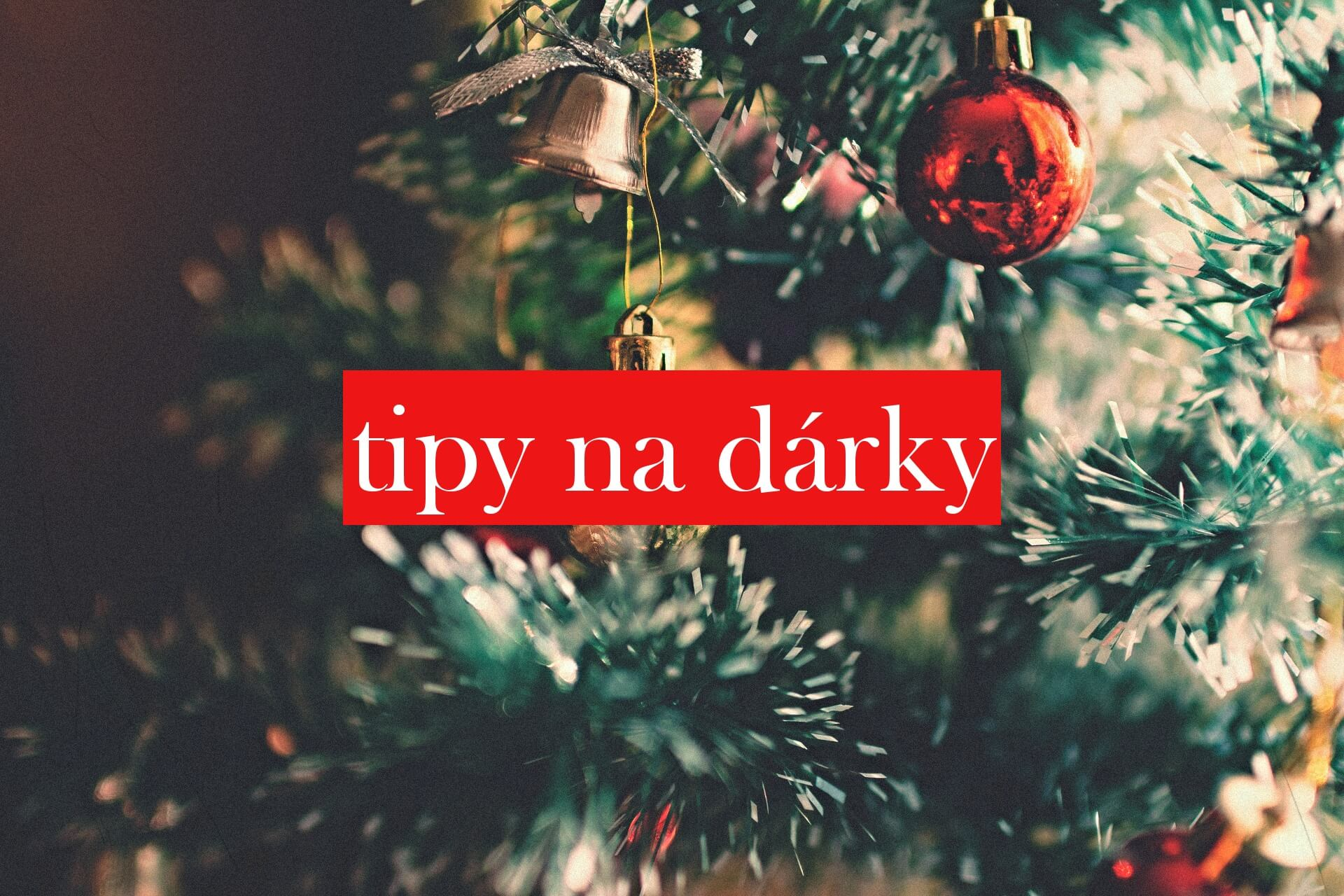 vánoční stromeček sozdobami