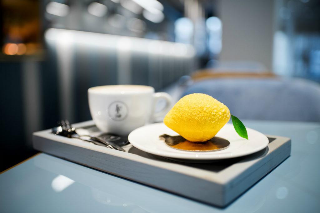 zákusek citrón
