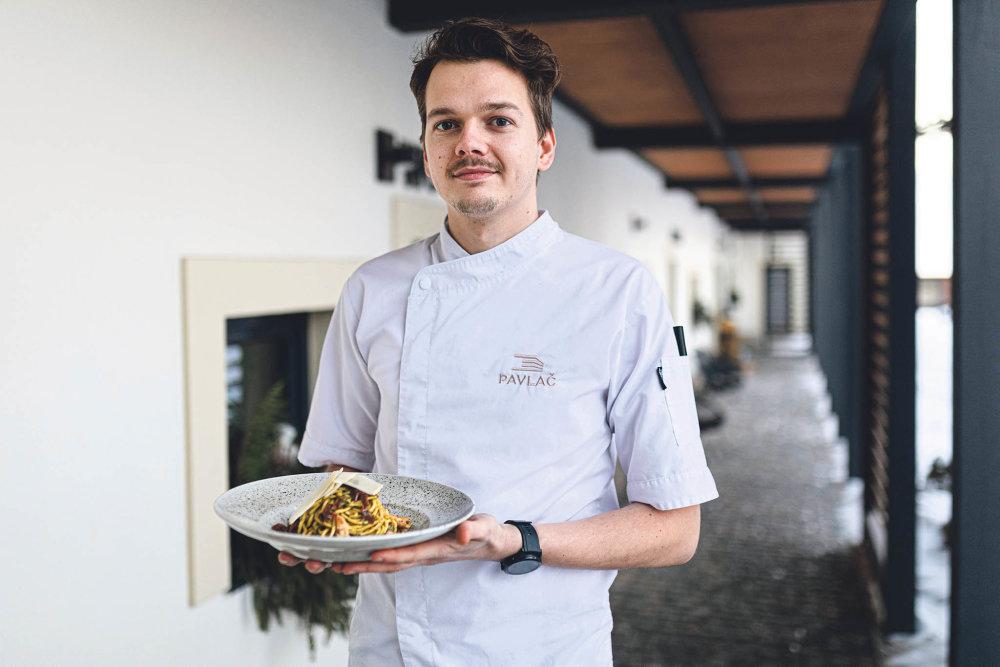 Šéfkuchař Ondřej Hutník