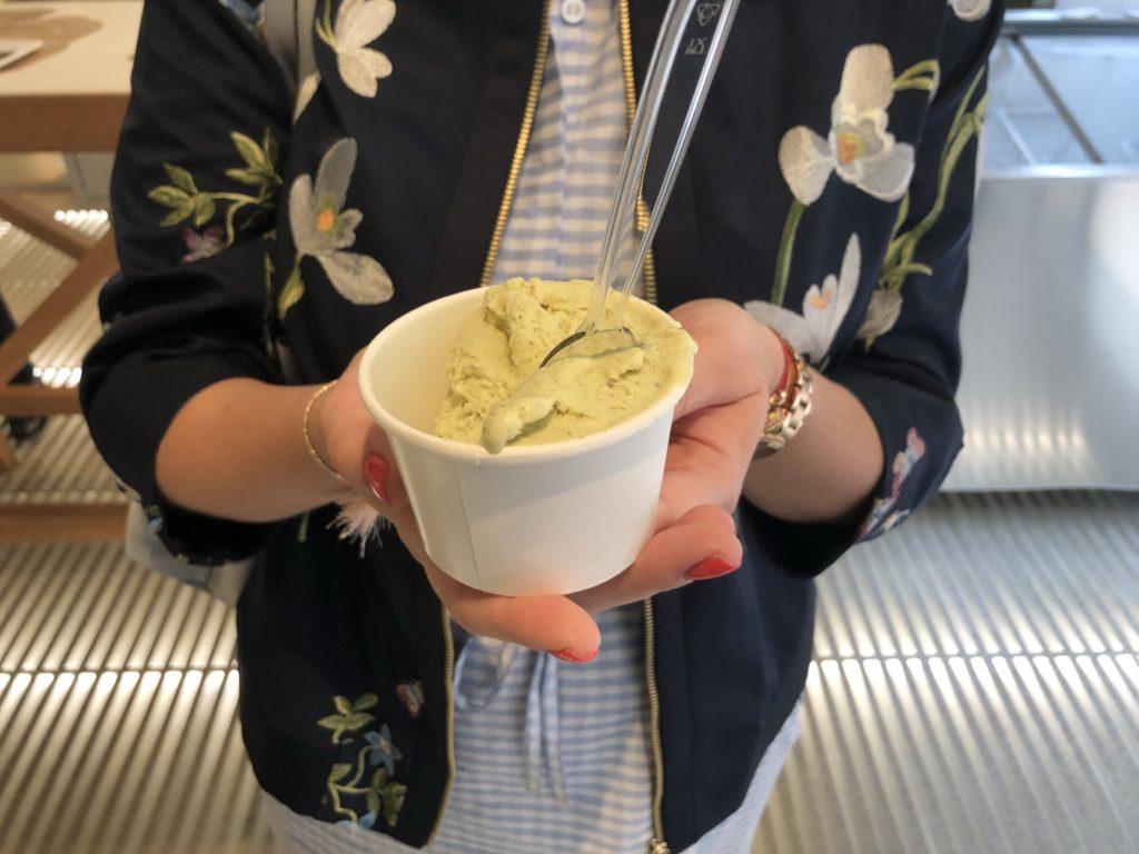 zmrzlina vkelímku