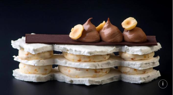 laskonka sčokoládou aoříšky